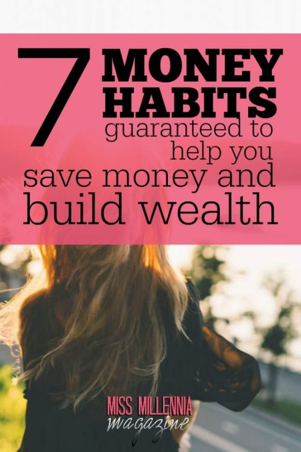Forming good money habits is hard. If you're dead serious about paying off debt, saving money, and building wealth, master these seven money habits today.