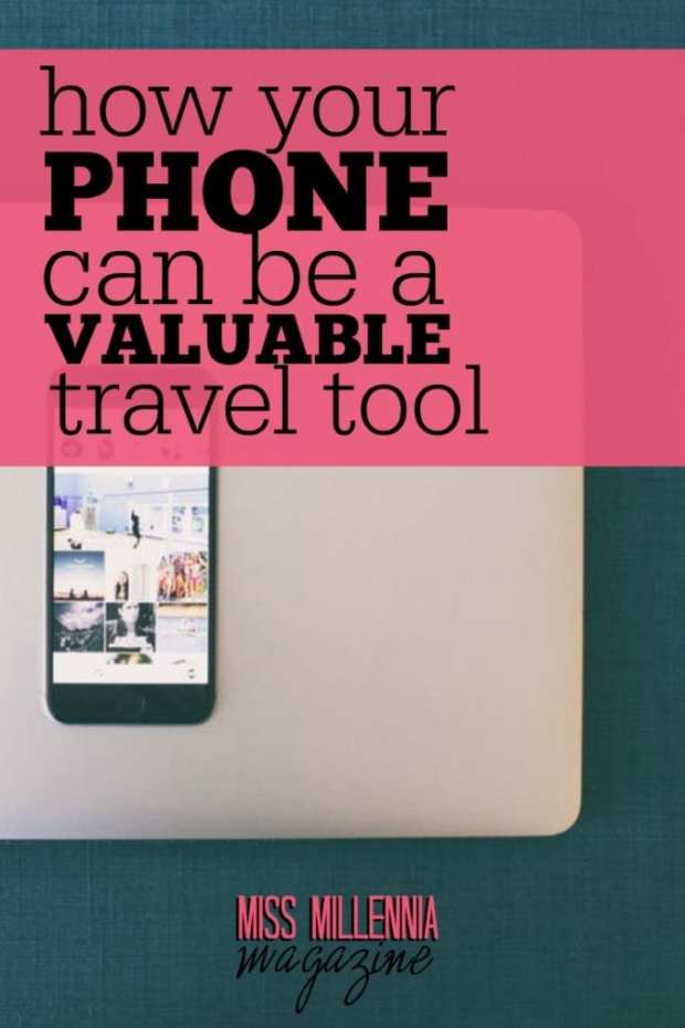 While you're probably already used to using apps like Foursquare or MyLocal, here are other ways in which a phone can be a great travel tool.