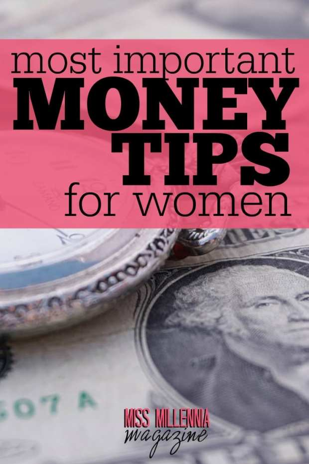 There are a number of different money tips that you may want to think about. Here, we're taking a look at the top 10 money tips, especially suited to women.