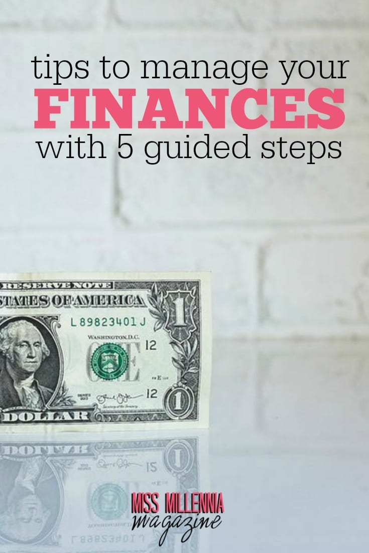 Administering your expenses can save you more bucks, so why not do it by yourself? Here are steps which can help you manage your finance in a linear way.