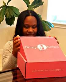 baby gift ideas: bump box
