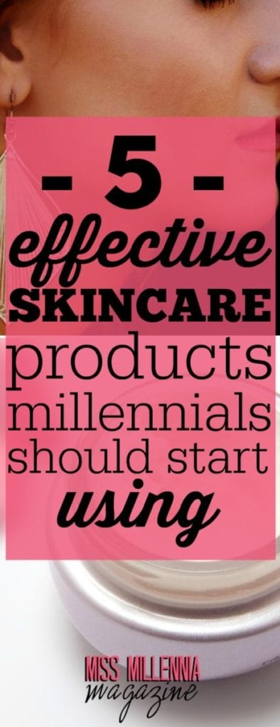 While the basics of skincare have remained essentially the same:clean, moisturize, etc —there have been new developments for these skincare products.