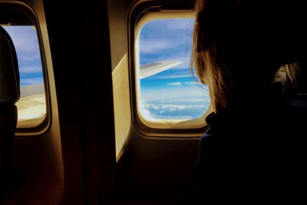 vacation money flies away