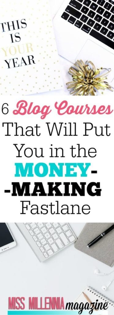 Blog courses can be awesome for jump-starting your blogging career. But if you are wondering which ones you should be taking, this guide is for you.