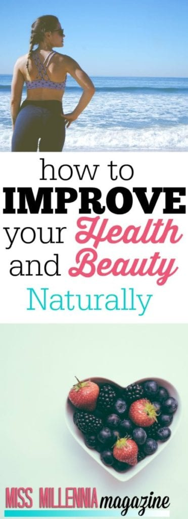 I am not a beauty queen, but I have discovered surefire ways to avoid being ugly. Here are some tips to improve your health and beauty naturally.