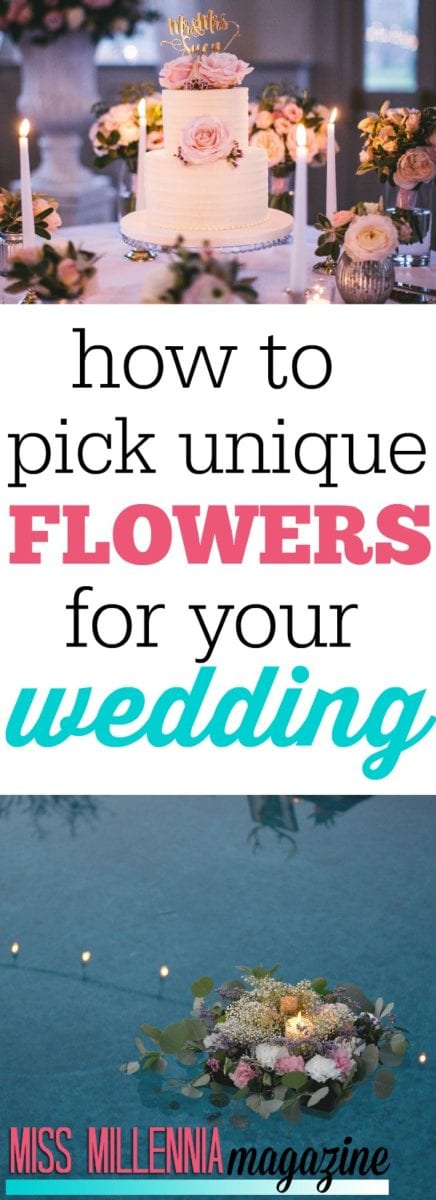 Flowers and decor make any wedding unique. Here I curate some unique flowers and themes to make your wedding truly unique.