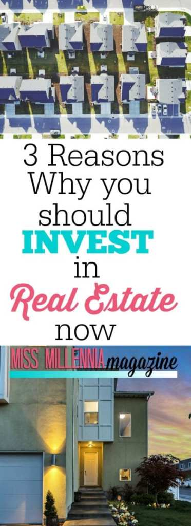 Real estate has always been an exciting market to get into. If real estate tickles your fancy, then have a look at a few reasons why you should invest.