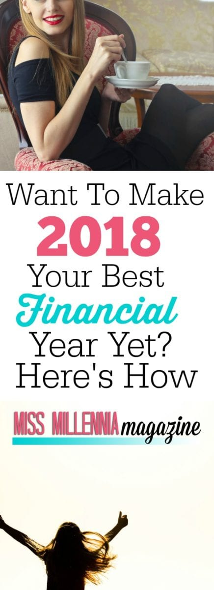 There are so many ways that you can boost your income. Here are some tips that could make 2018 your best financial year yet.