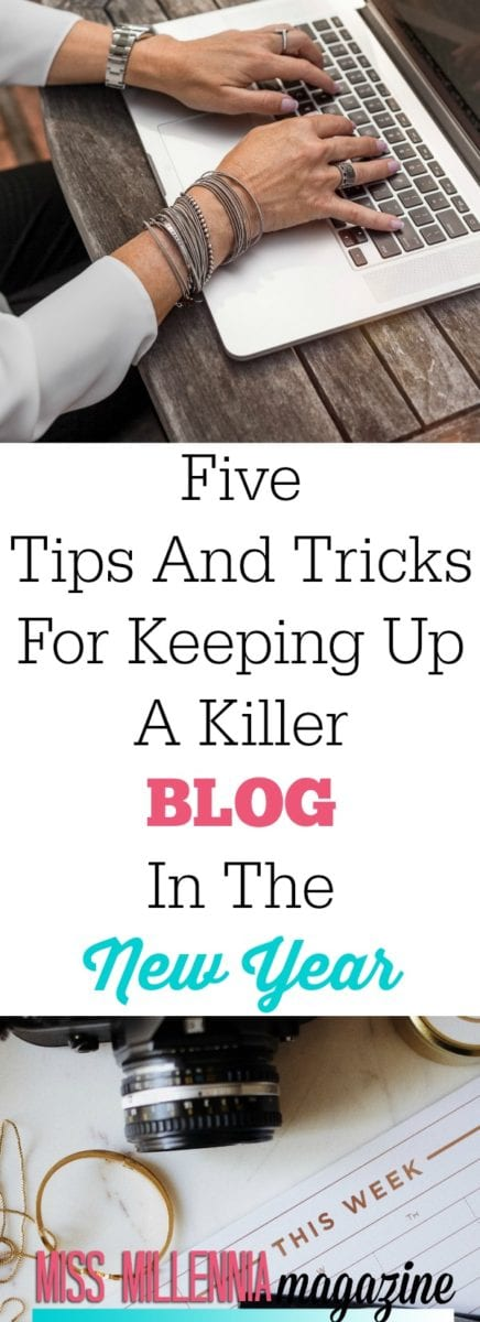 When it comes to keeping up a killer blog to rival all other killer blogs, there are plenty of tips and tricks that you can follow to help you get your foot on the proverbial ladder.