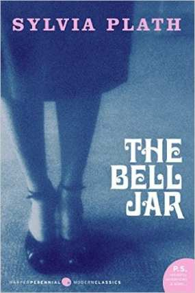 Feminist Books: The Bell Jar by. Sylvia Plath