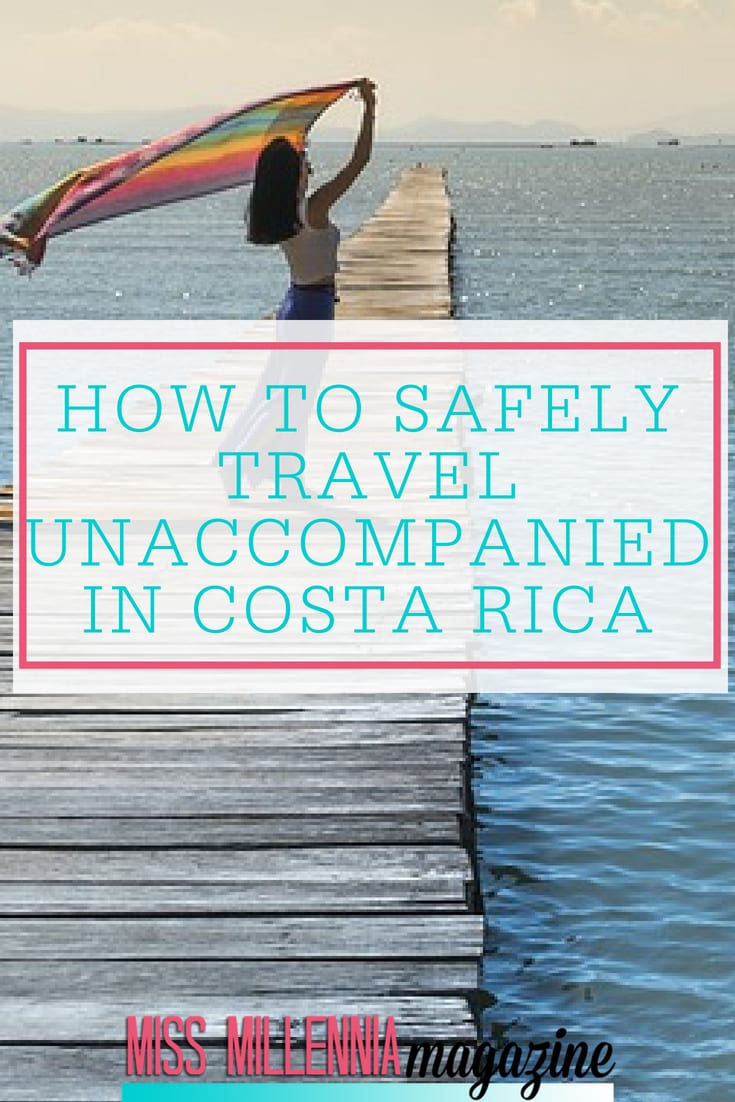 Despite the appeal of the country, many female solo travelers are hesitant to go to this part of the world alone. Fortunately, there are steps one can take to ensure a safe, unforgettable experience in Costa Rica while traveling unaccompanied.