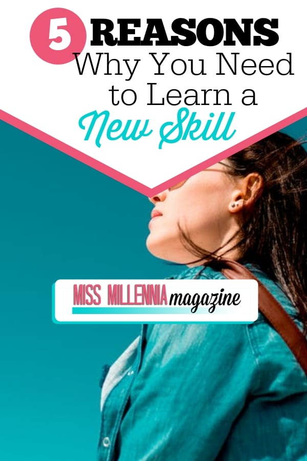 Whether you want to advance your career, make new friends, or just fill up your free time, it's never too late to learn a new skill!