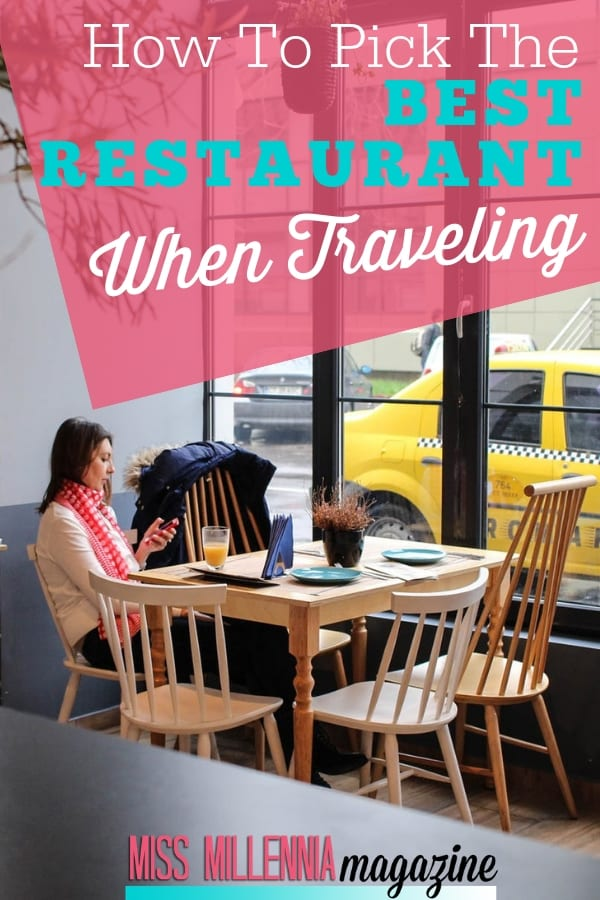 This guide will help you navigate choices and help you choose the best restaurant thanks to the help of food caterers who know a good one from a bad one!