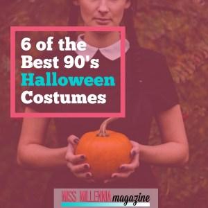 6 of the Best 90's Halloween Costumes