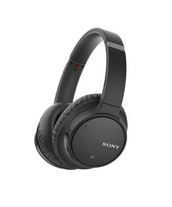 Sony WH-CH700N Wireless Noise Canceling Headphones, Black (WHCH700N/B)