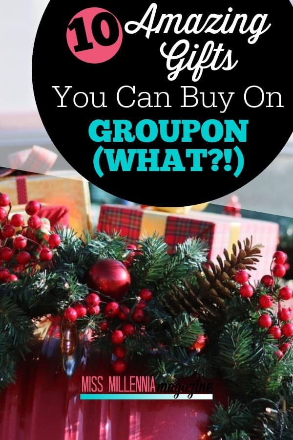 Shopping on a budget this holiday season? Check off everyone on your list with these awesome gifts you can buy on Groupon!