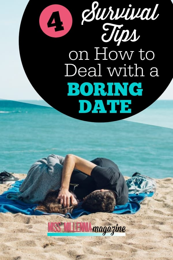 It needs to be said: a boring date is such a bummer. Learn how to deal with it and turn it into one of the best ever, for both you and your partner.