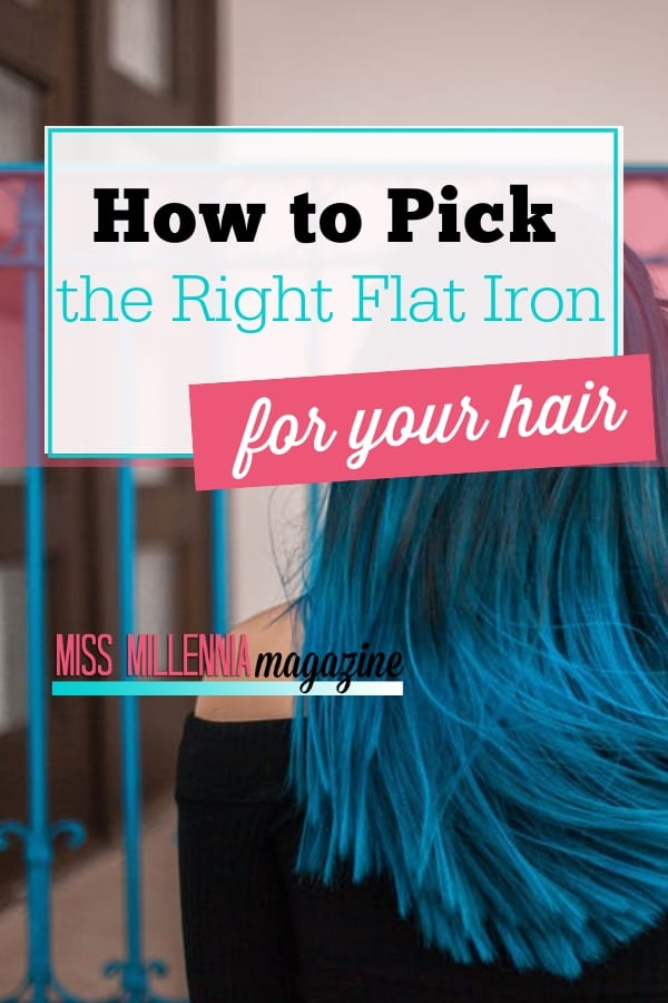 If your mornings are usually a hassle when it comes to straightening your hair, then it's time to get a new flat iron. Here are tips to pick the right one.