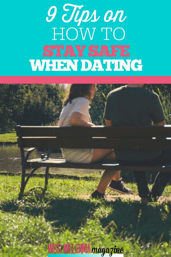 We now use technology everywhere, uploading our important and private information online. So with this in mind, how can you stay safe while dating?