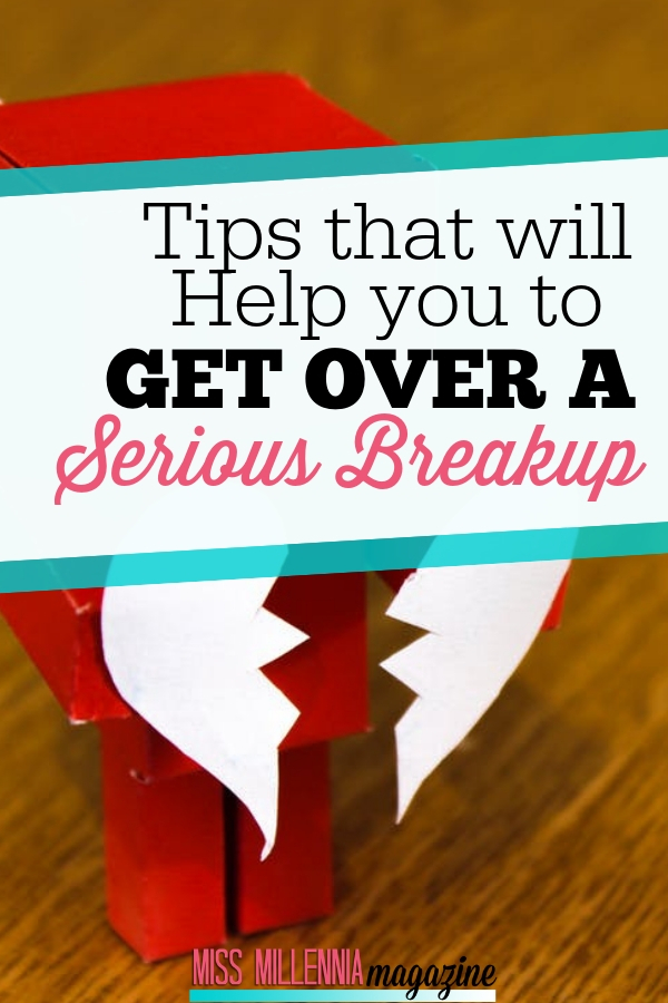 If you are coming out of a long-term relationship, then here are some tips that will help you get over a serious breakup.