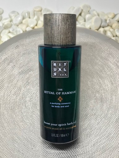 Ritual of Hammam Bath Oil