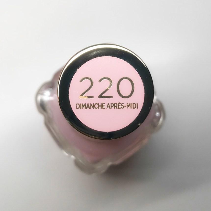 Loreal Paris Color Riche le vernis a l huile - Nr. 220 Dimanche apres