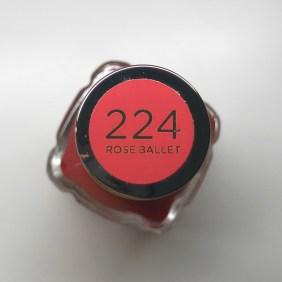 Loreal Paris Color Riche le vernis a l huile - Nr. 224 Rose Ballet