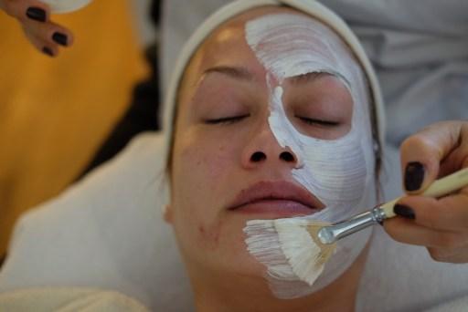 Gesichtsreinigung PerfectHair - Gesichtsmaske