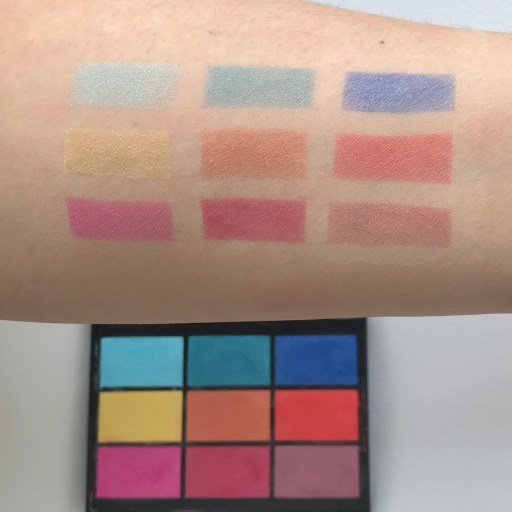Gosh 9 Shades to play in Vegas -Swatches