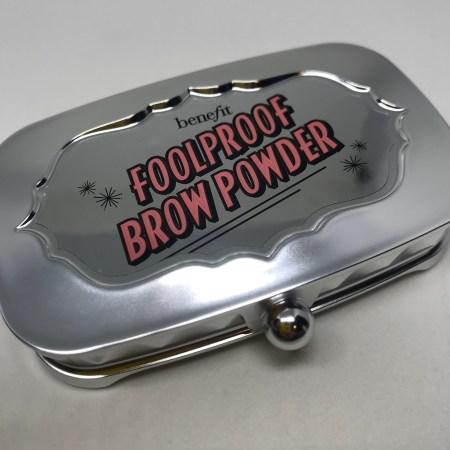fool proof brow powder von Benefit - Augenbrauenpuder