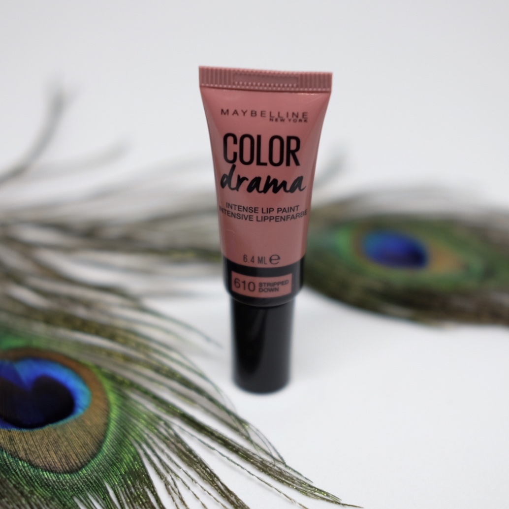 Maybelline Color Drama Titelbild