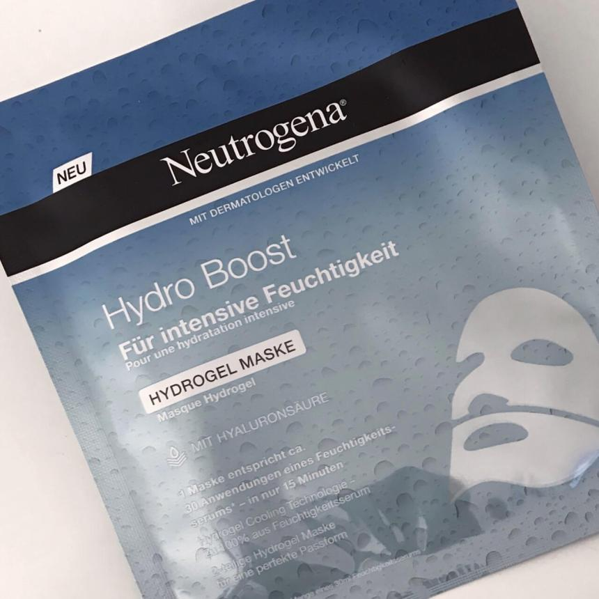 Neutrogena Hydrogel Masken Hydro Boost