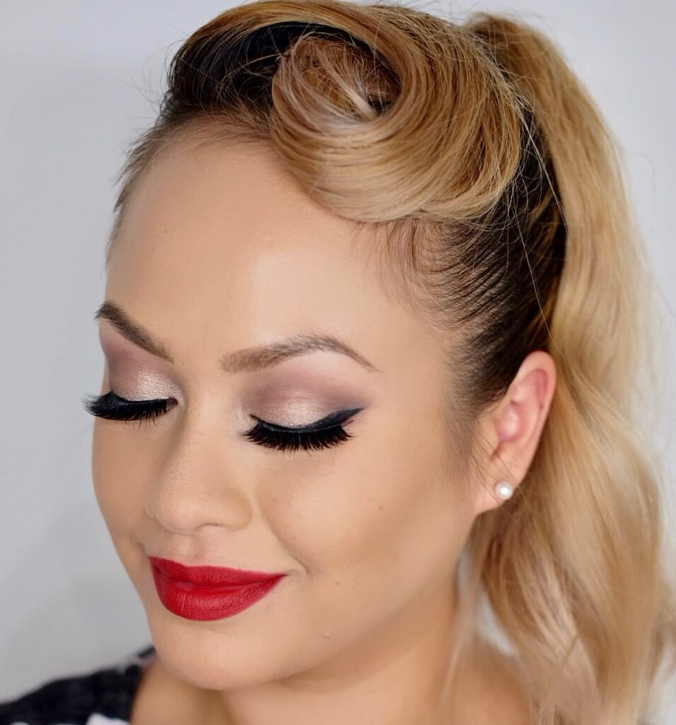 Lipstick Day Gwen Stefani Look