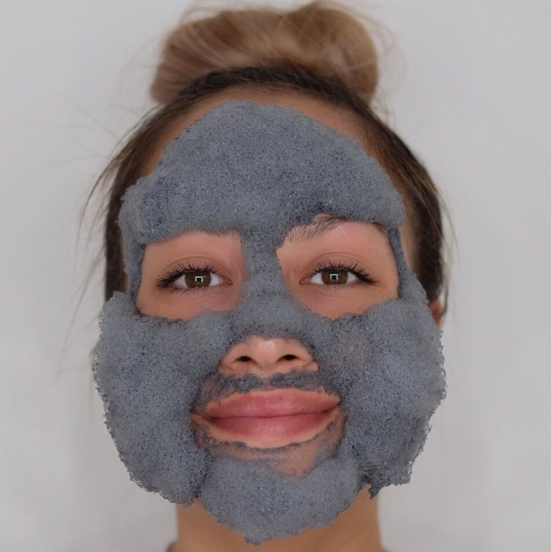 Milky Piggy Carbonated Bubble Clay Mask 2