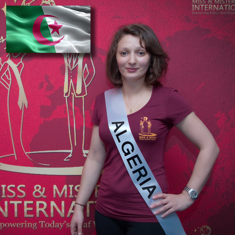 Miss Deaf Algeria