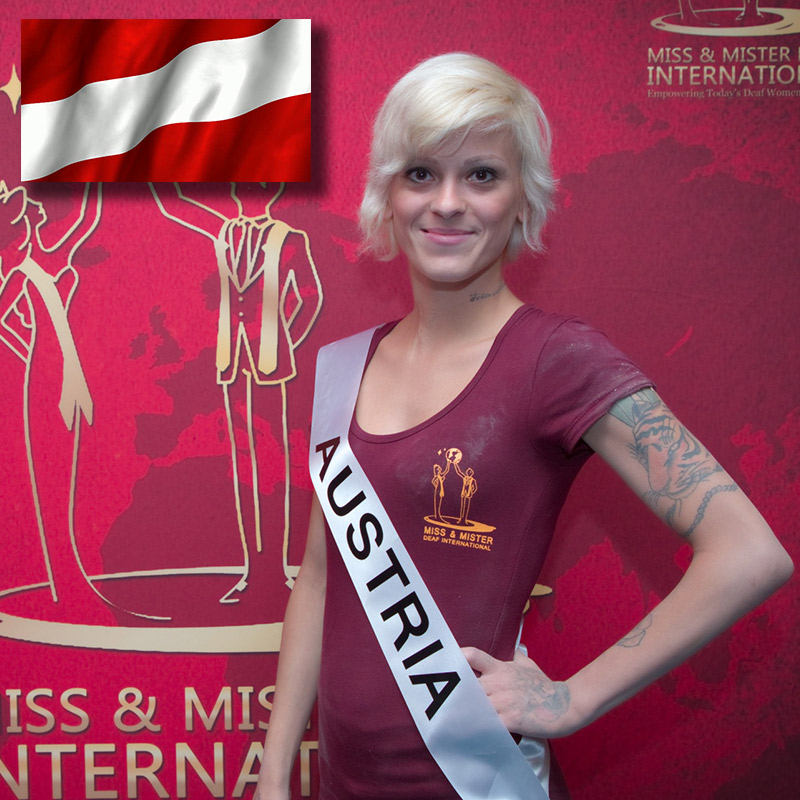 Miss Deaf Austria