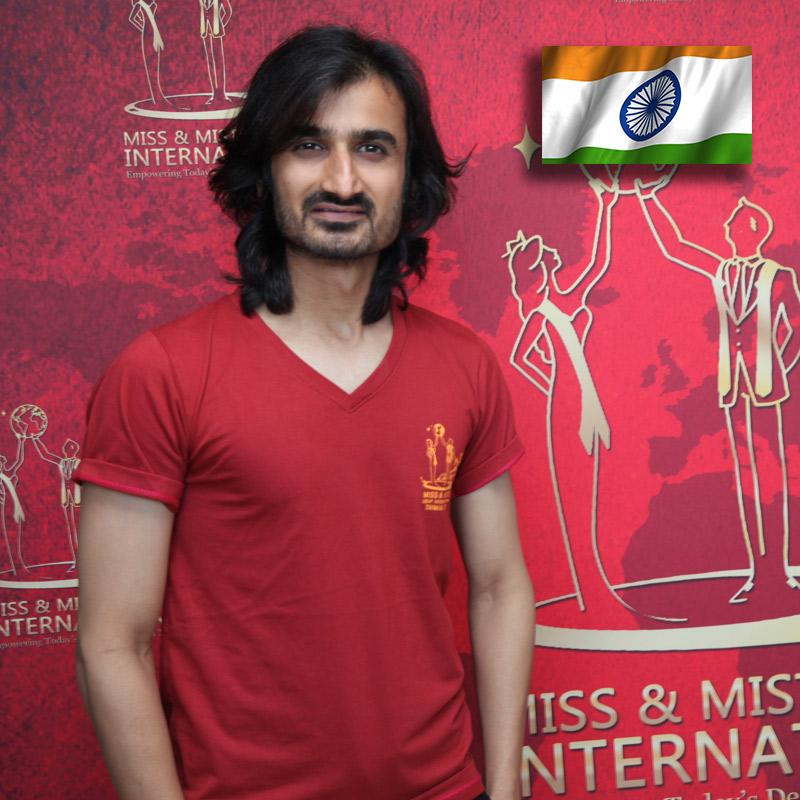 Mister Deaf India (West) (Viral Shukla)
