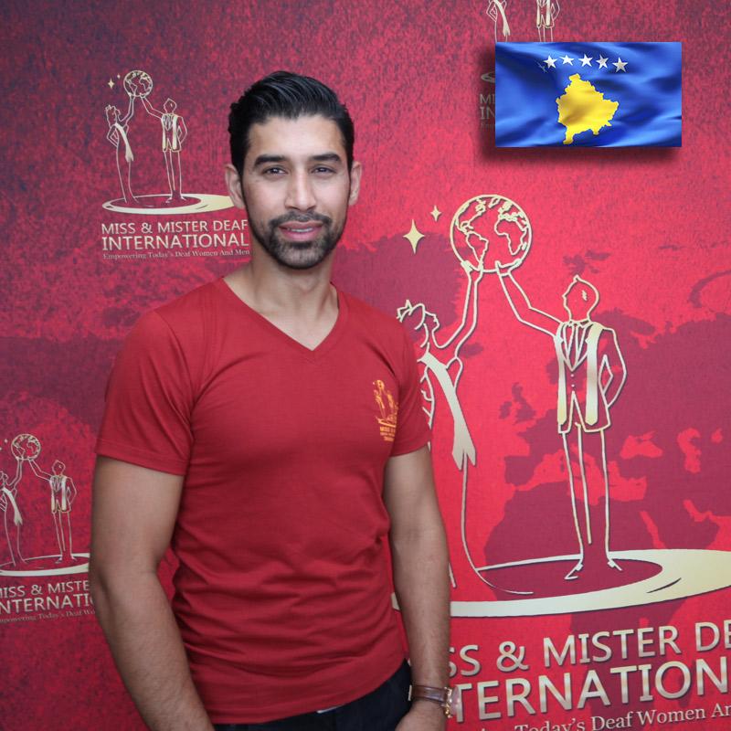 Mister Deaf Kosovo (Mergim Noshaj)