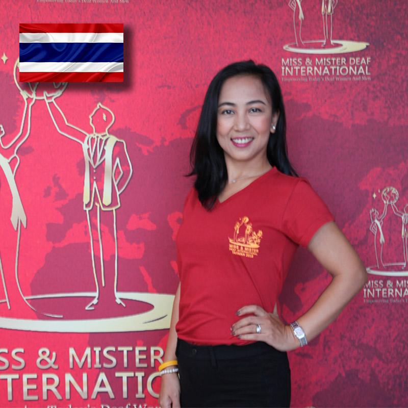 Miss Deaf Thailand (Bussara Sangkrut Okada)