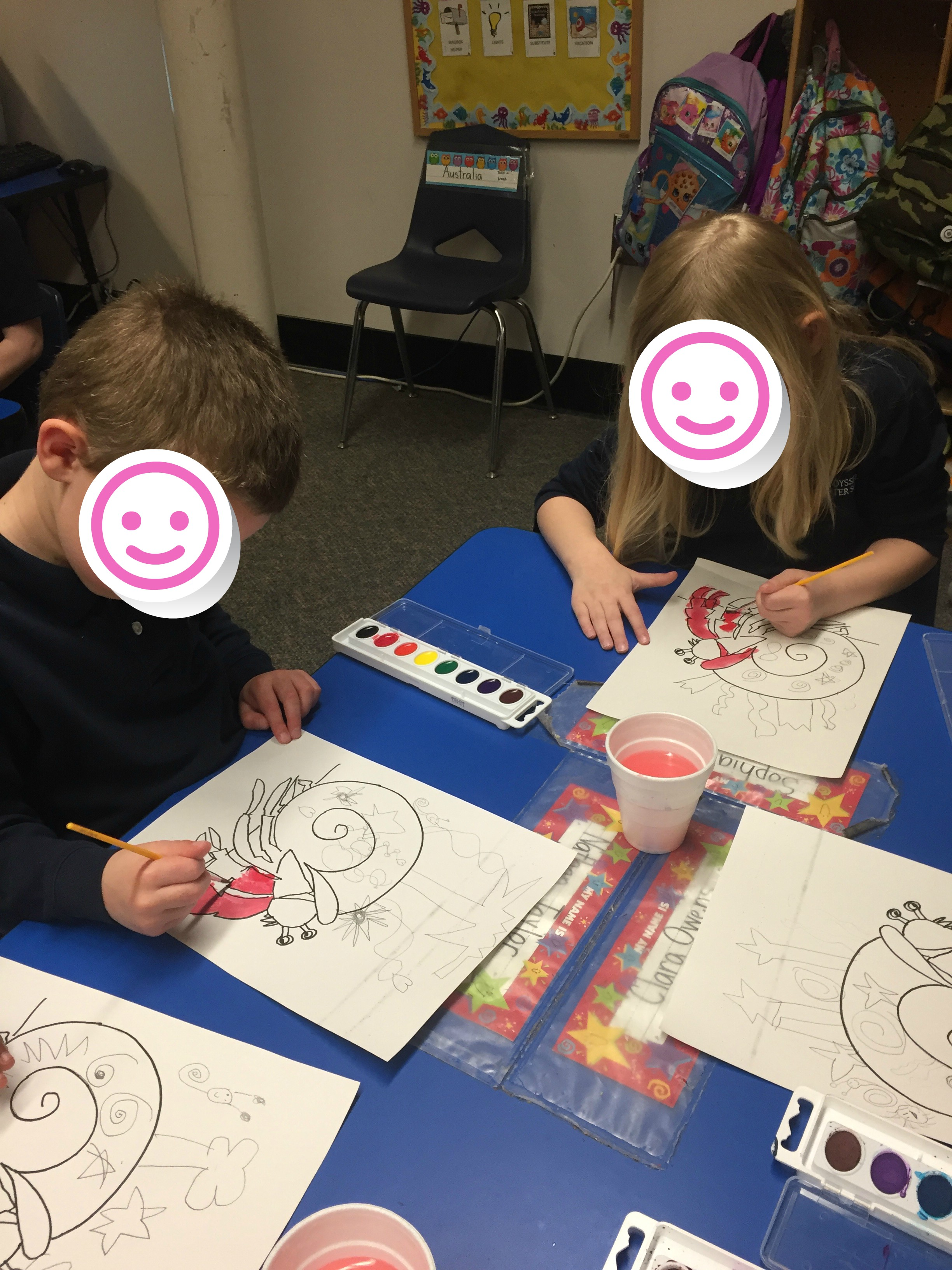 Author Study Eric Carle Joys Of Kindergarten