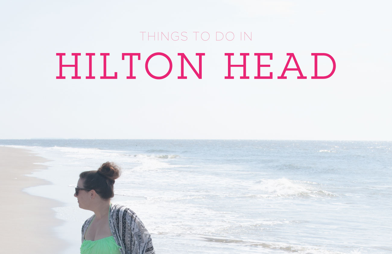 Things to do in Hilton Head