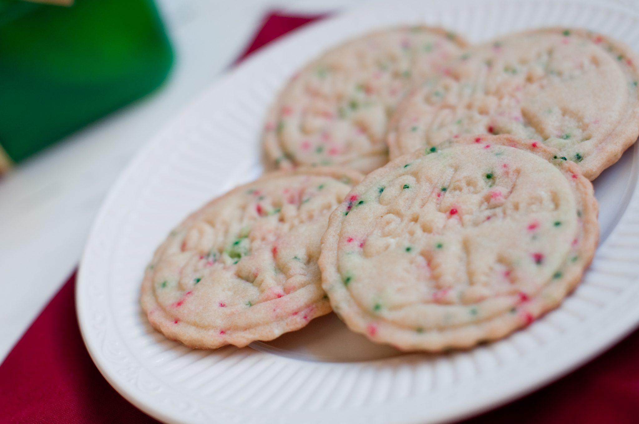 Betty Crocker Cookies + Ziploc Holidays