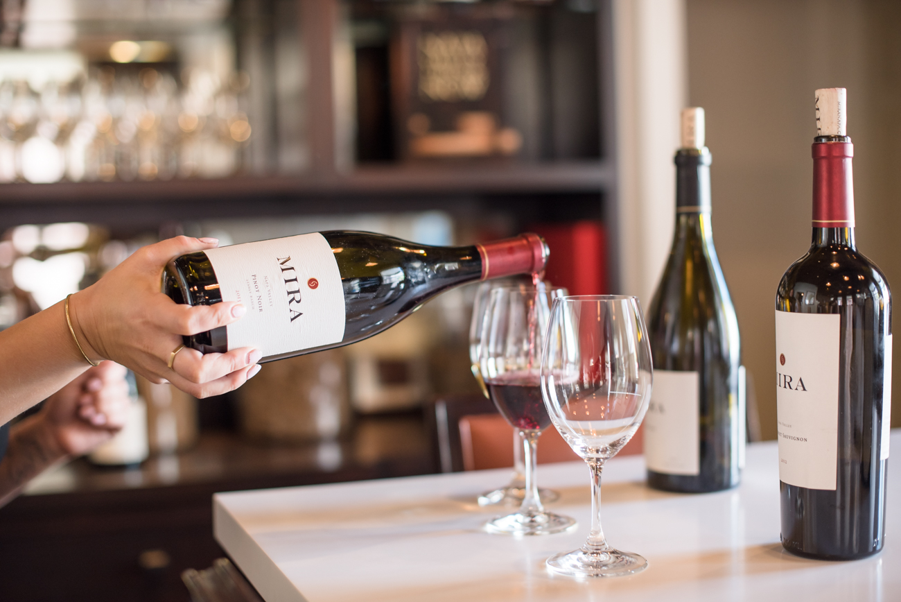Mira Wines, Wine Tasting in Charleston, SC