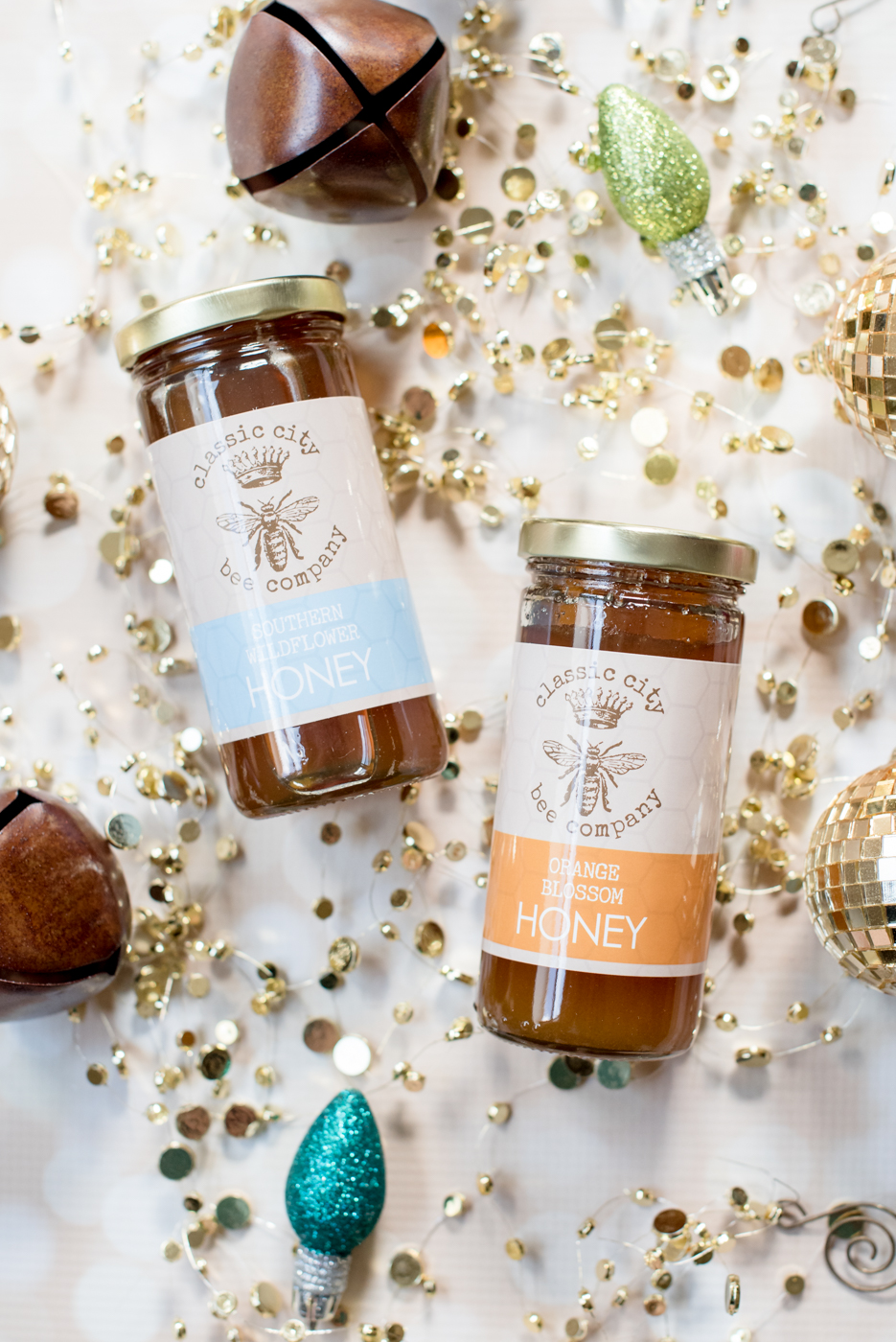 Classic City Bee Company | Shop Local Holiday Gift Guide | Athens, GA | @missmollymoon