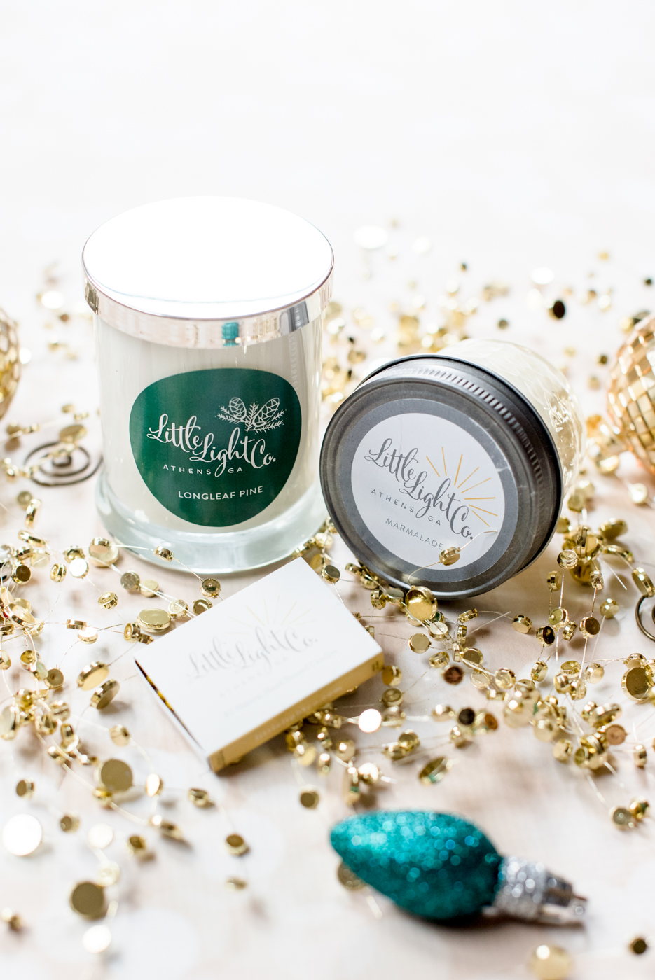 Little Light Co. | Shop Local Holiday Gift Guide | Athens, GA | @missmollymoon