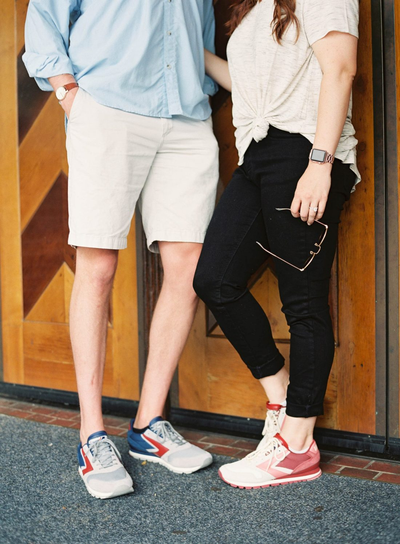 A Day Date in Brooks Sneakers // @missmollymoon