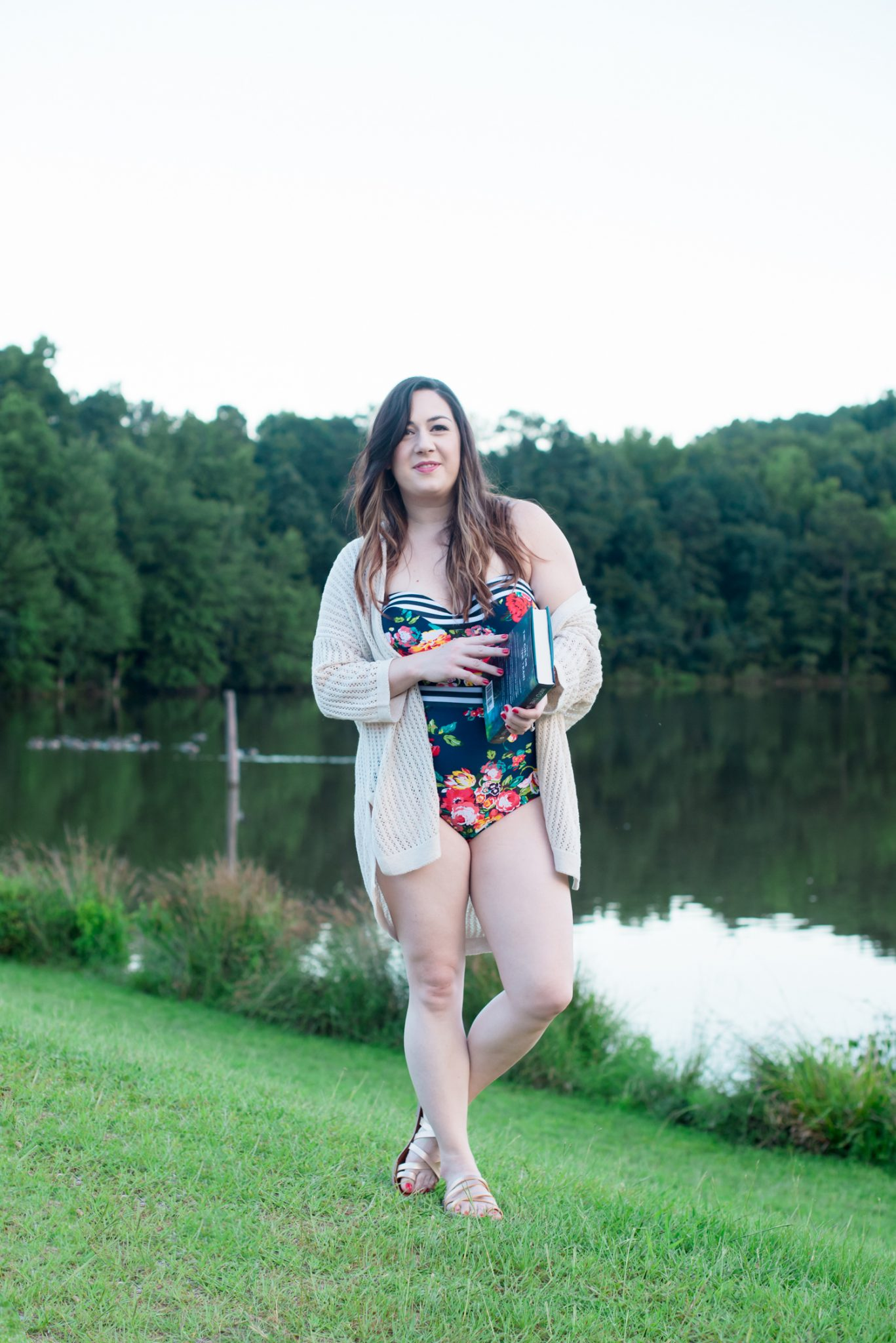 15 Stylish One-Piece Swimsuits // Miss Molly Moon