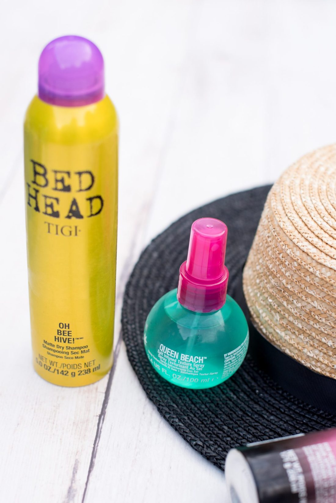 Festival Ready with Bed Head by TIGI // Miss Molly Moon