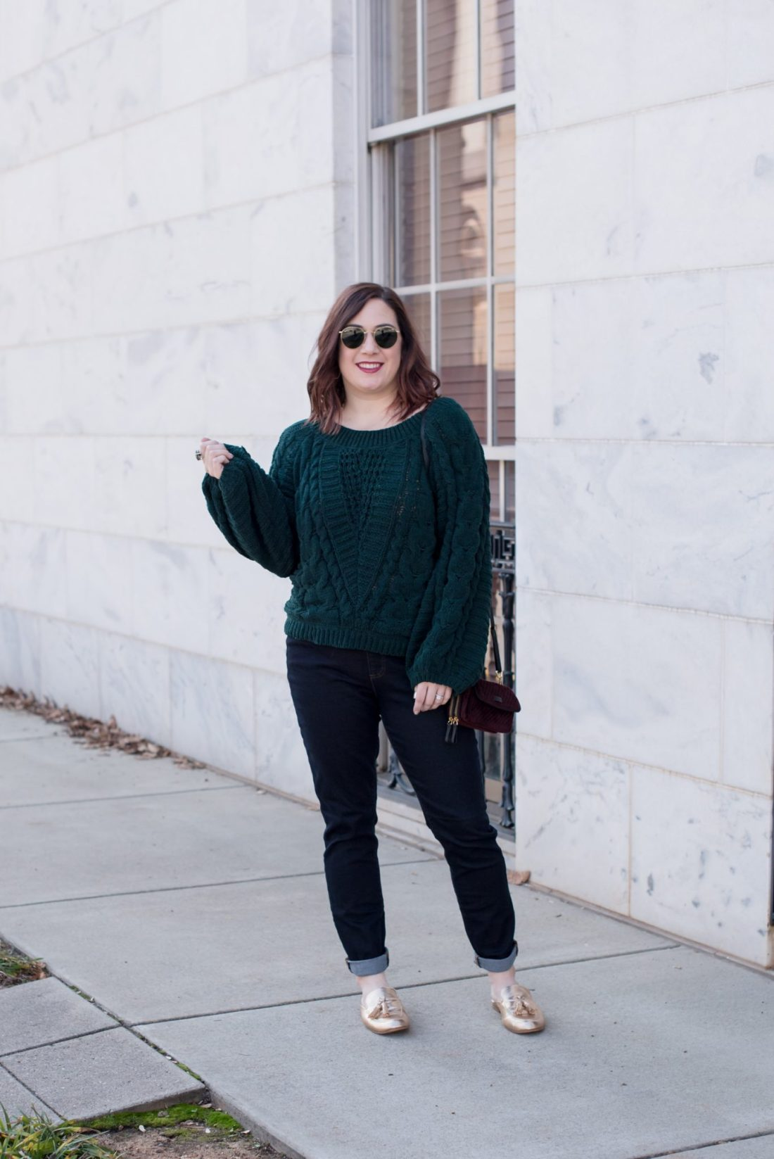 Must-Have Jewel Toned Sweaters // Miss Molly Moon