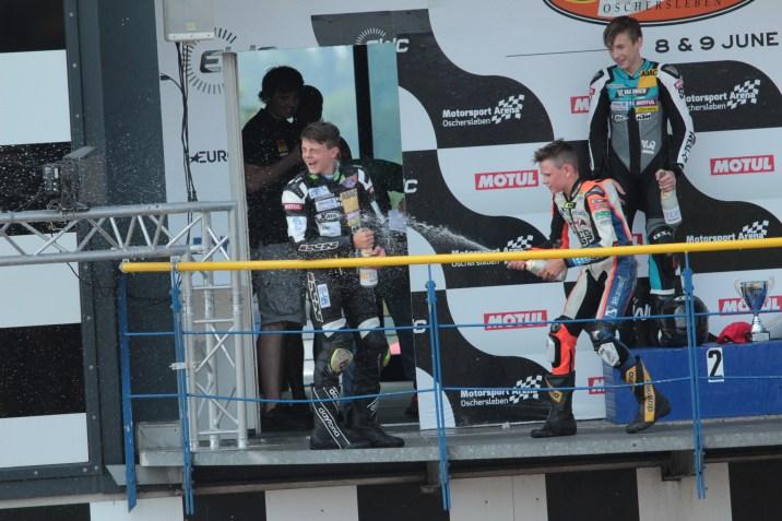 Lennox Lehmann - Dritter Platz